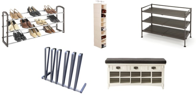 7 Shoe Organizers For Your Apartment