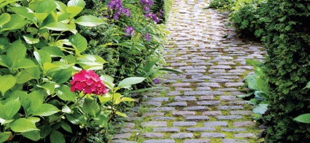 sandstone path
