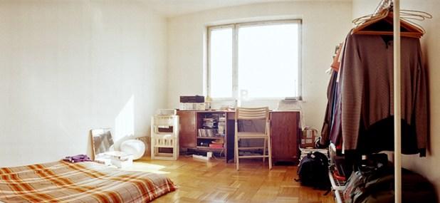 small secret room