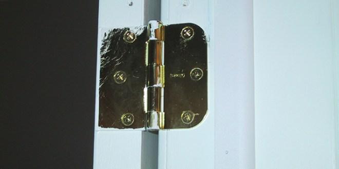 Repair A Squeaky Door