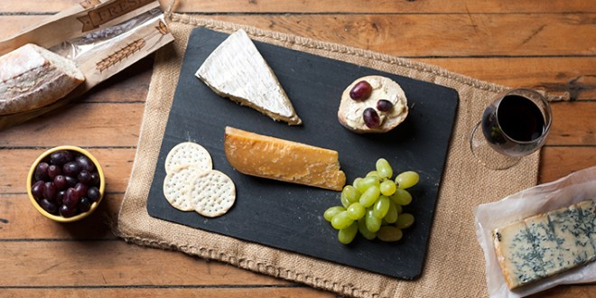 Make A Perfect Cheese Platter