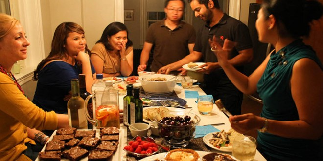 5 Main Rules For Your Next Dinner Party
