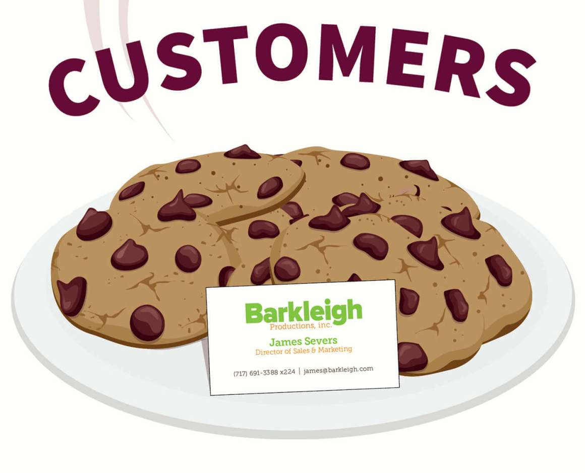 Cookies for customers