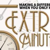 Making a Difference When You Only Have 5 Extra Minutes
