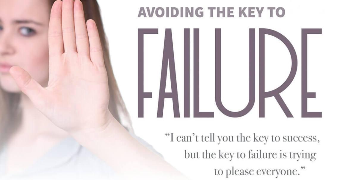 Avoiding the Key to Failure