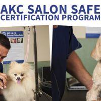 AKC Salon Safe Certification Program