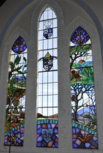 The North Transept Window