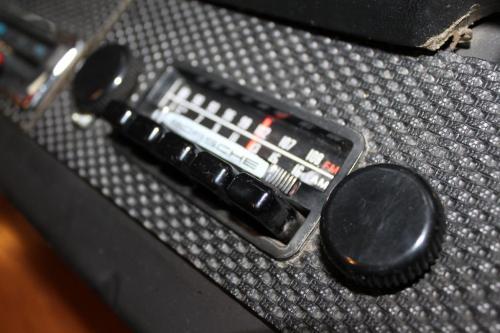 Porsche 914 radio