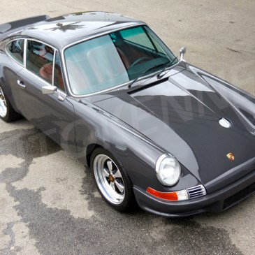 1973 Porsche 911 RSR/ST Backdated Recreation
