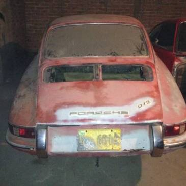 Early Porsche 911 collection 1964-1966 (Billings)