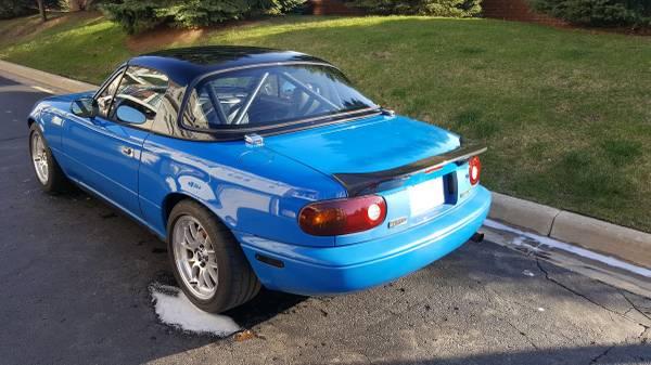 1990 Turbo Mazda Miata – $6000