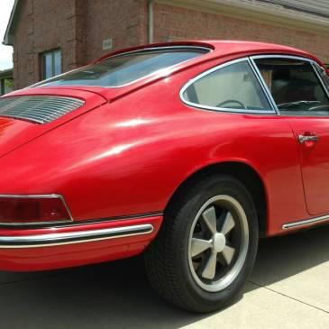 1966 Porsche 912 – $38500 (Saline)