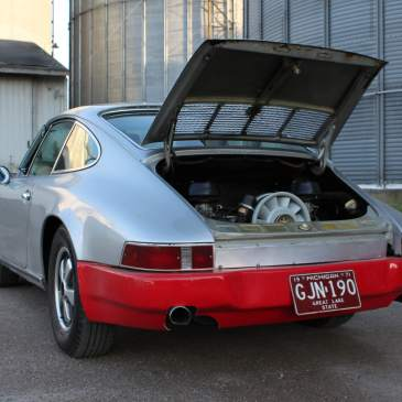 Sold – 1971 Porsche 911T, Selling it Afterall