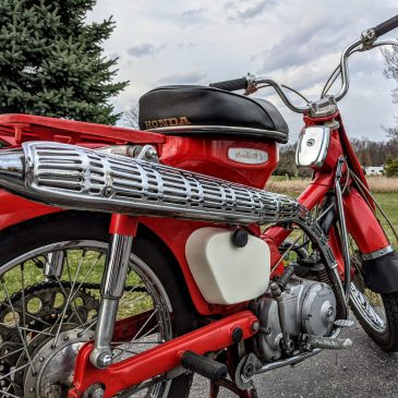 Sold – 1964 Honda CT200