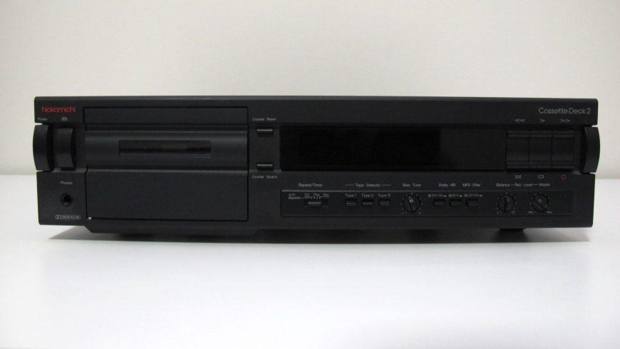 Nakamichi Cassette Deck 2