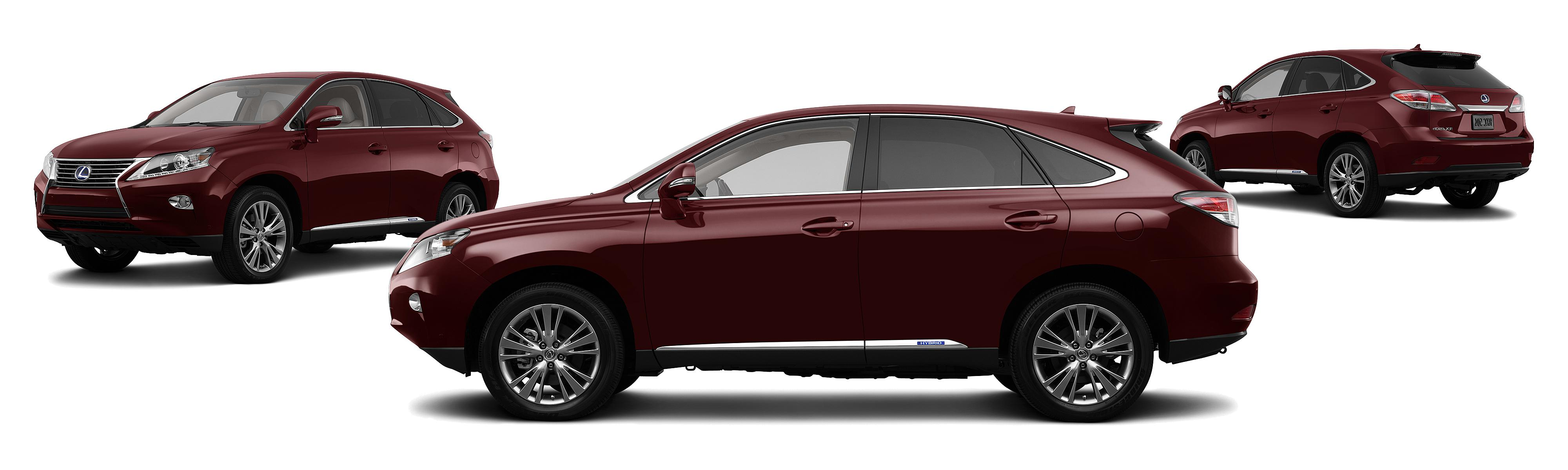 2013 Lexus RX 450h 4dr SUV Research GrooveCar