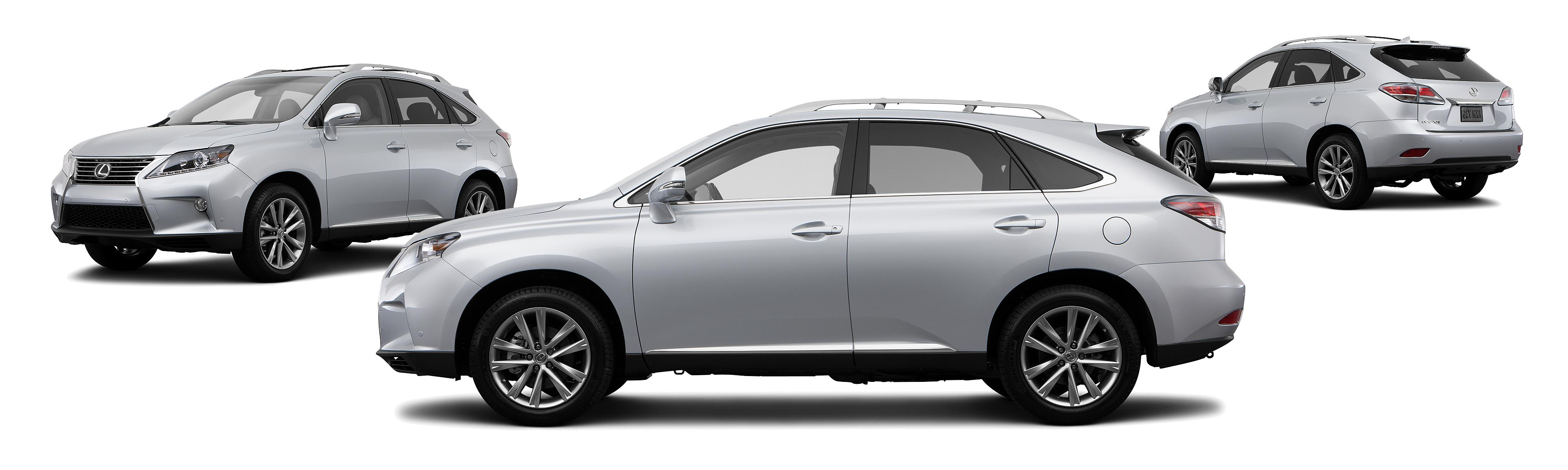 2014 Lexus RX 350 4dr SUV Research GrooveCar