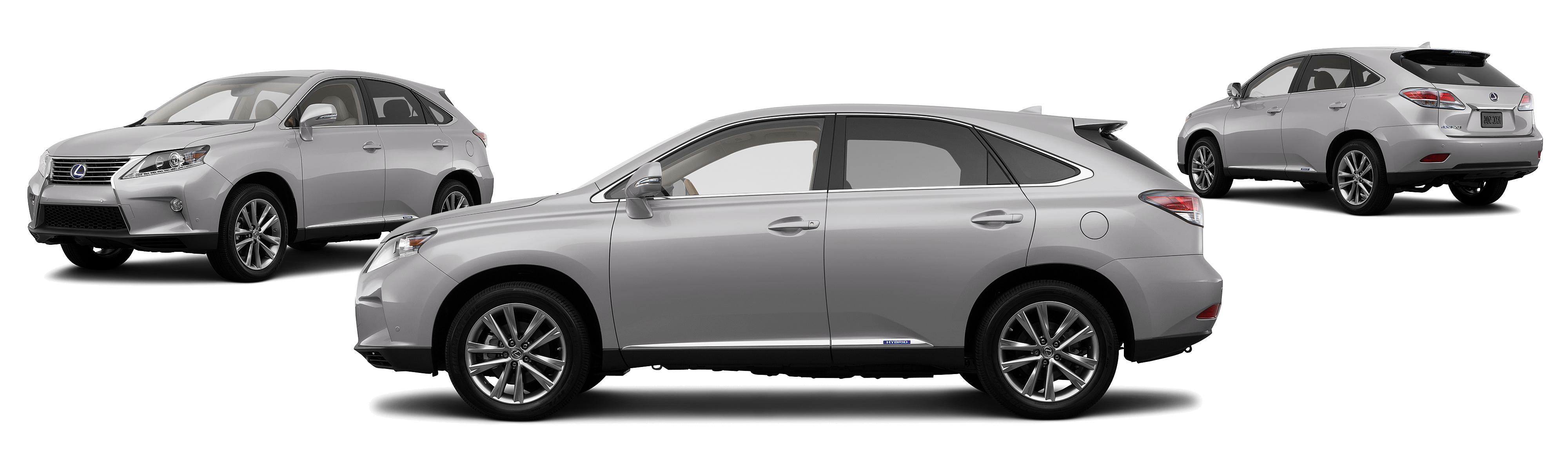 2014 Lexus RX 450h 4dr SUV Research GrooveCar