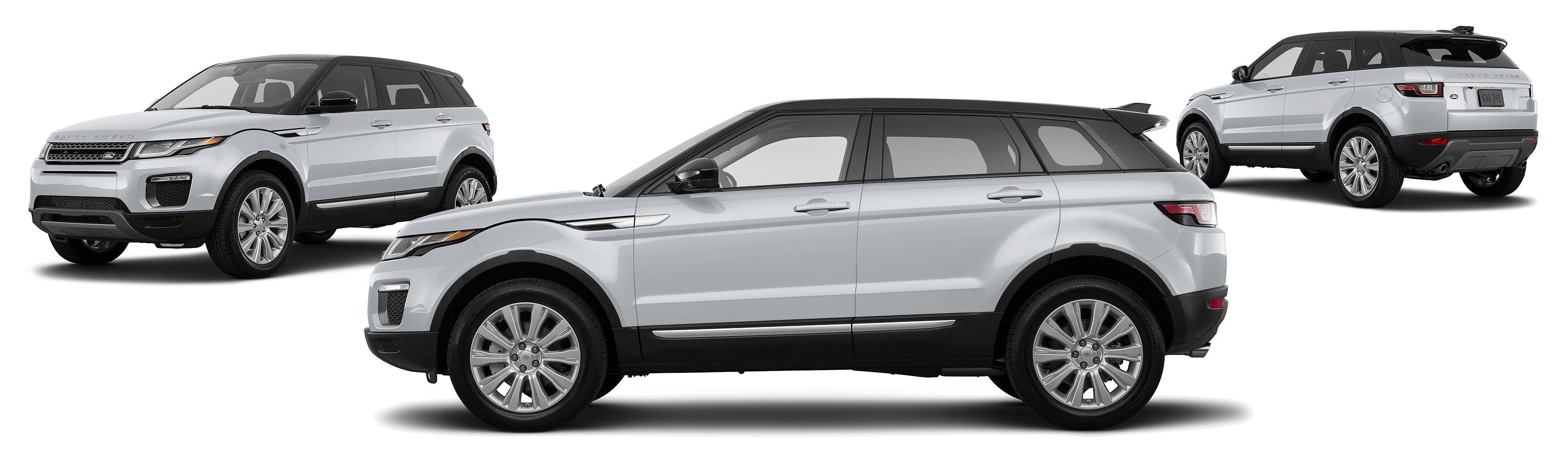 2017 Land Rover Range Rover Evoque AWD HSE Dynamic 4dr SUV