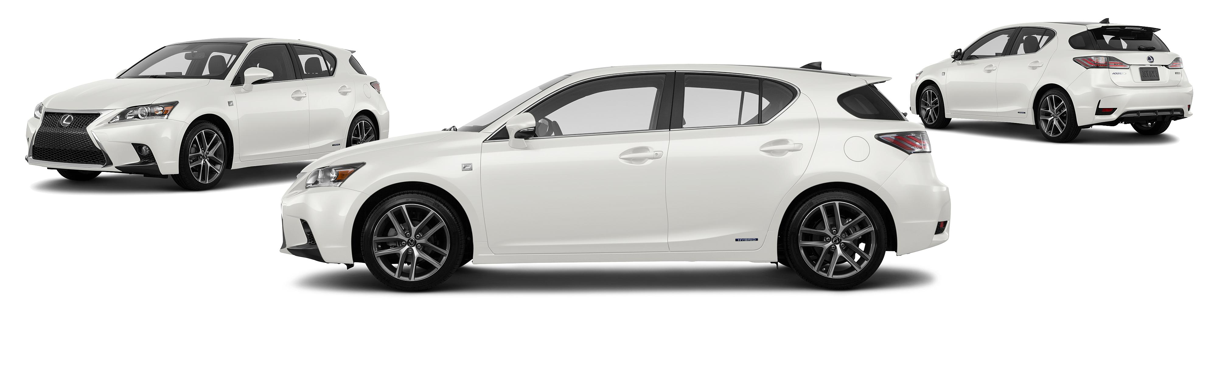 2017 Lexus CT 200h 4dr Hatchback Research GrooveCar