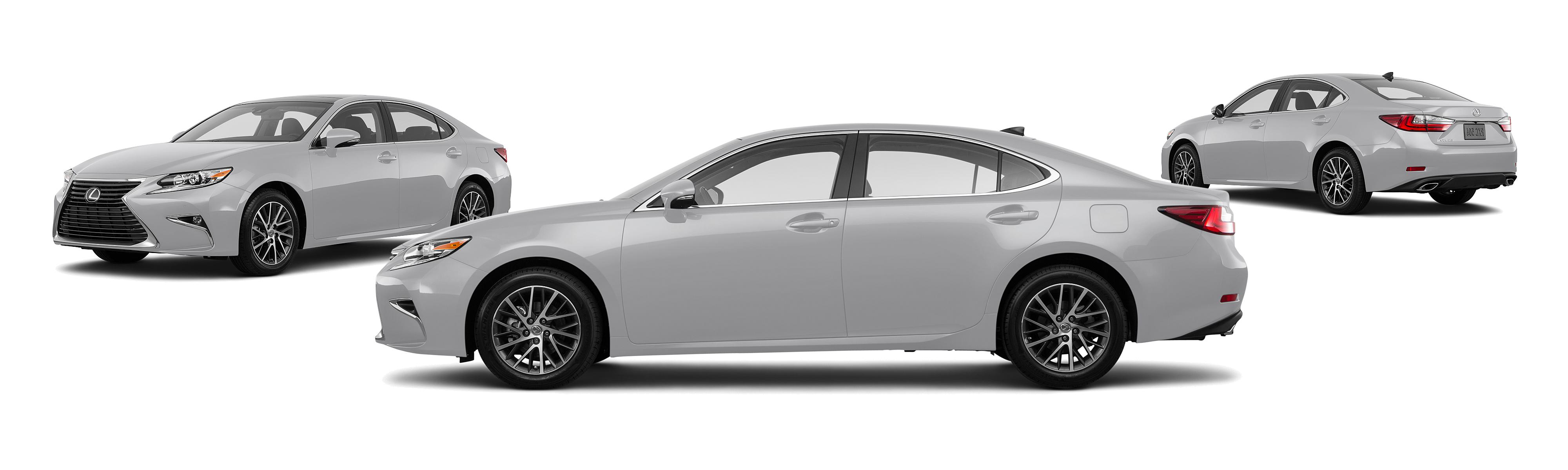 2017 Lexus ES 350 4dr Sedan Research GrooveCar