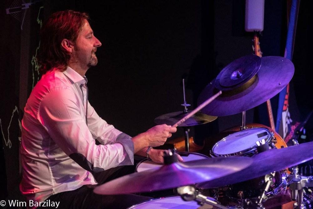 Raoul Roosenstein drums