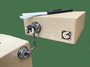 Groove Industries Cajon Drum Kit