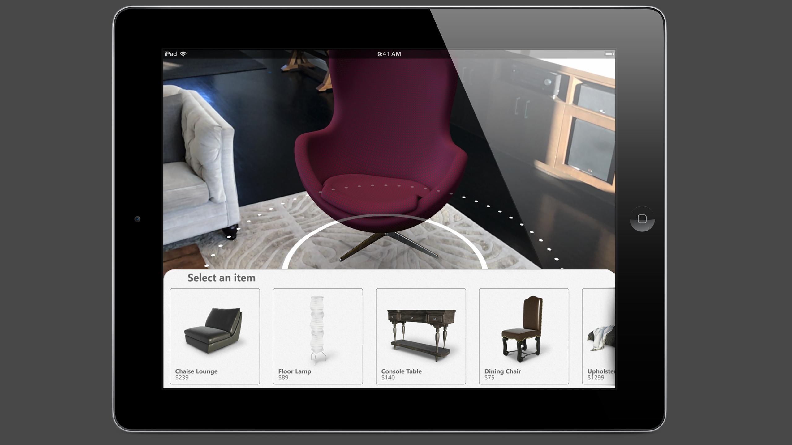 Augmented Reality AR Kit