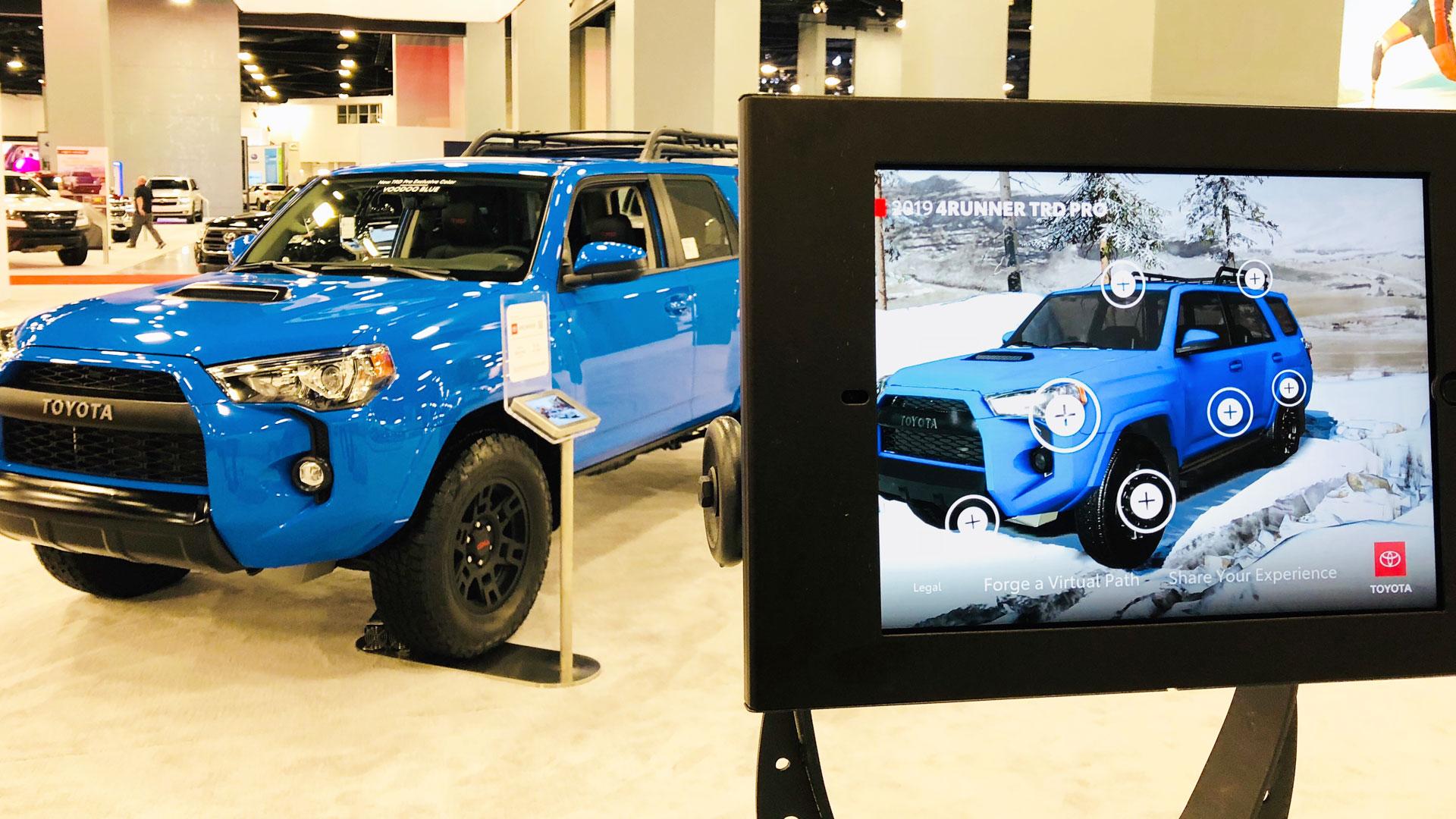 Toyota AR
