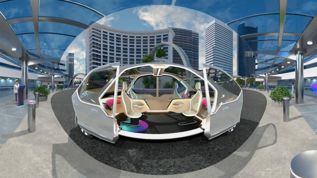 Ridesharing and Autonomous Vehicles