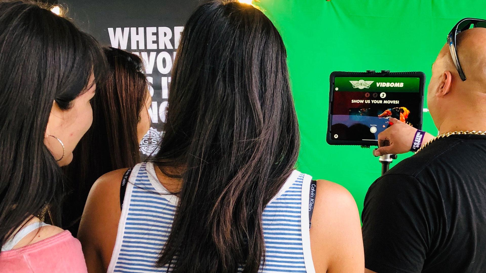 wingstop photobooth