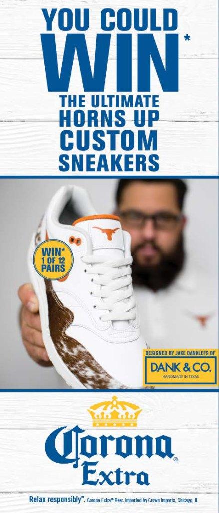 win custom sneakers