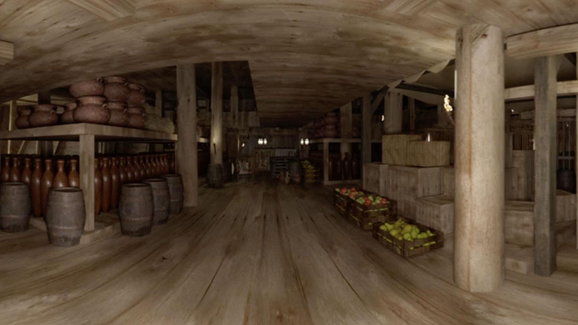 inside the ark