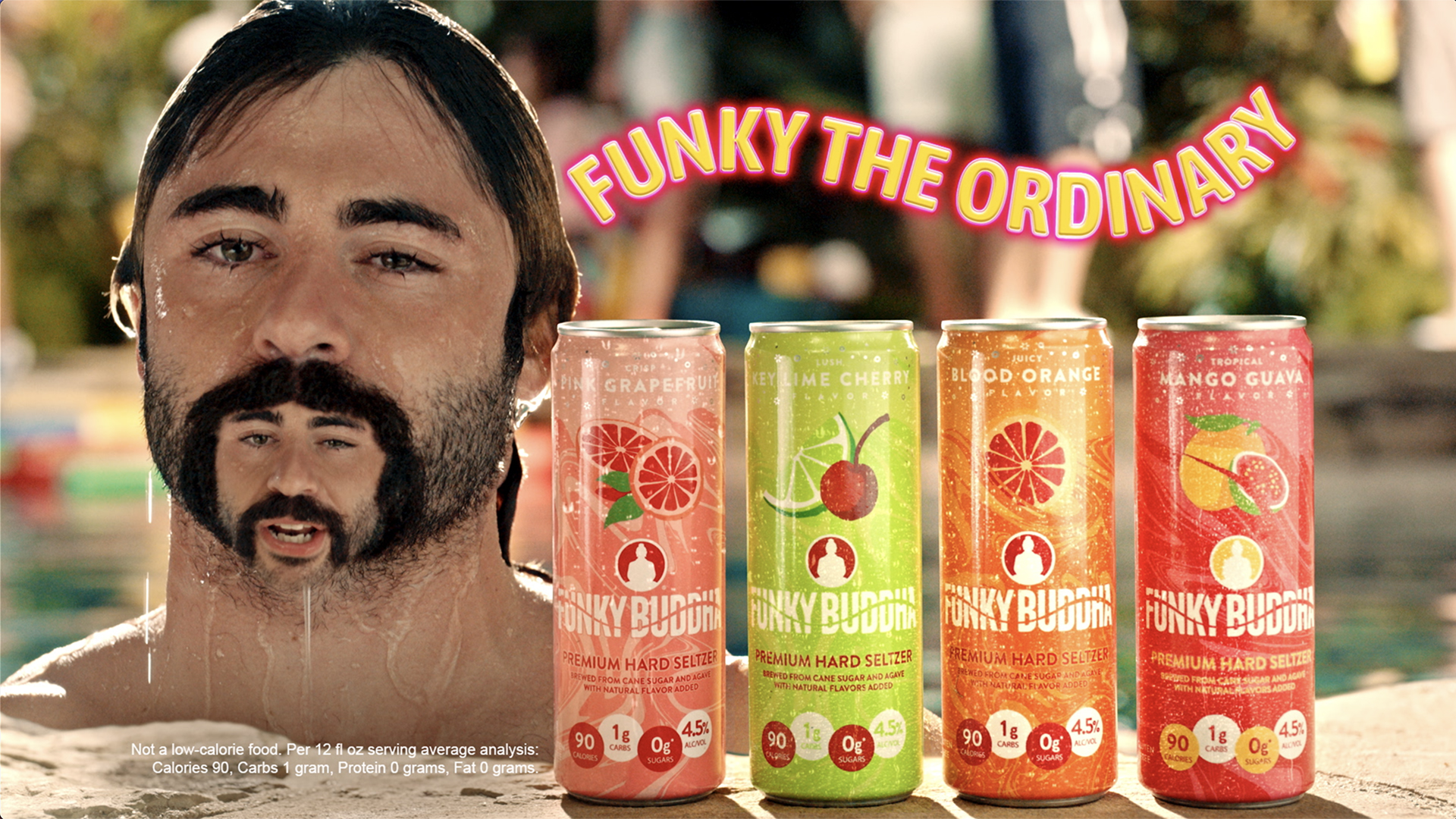 Funky Buddha Super Bowl