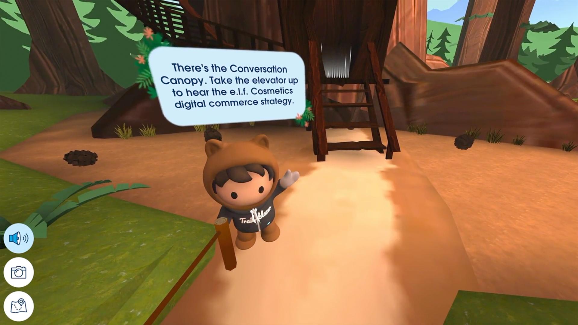 salesforce virtual