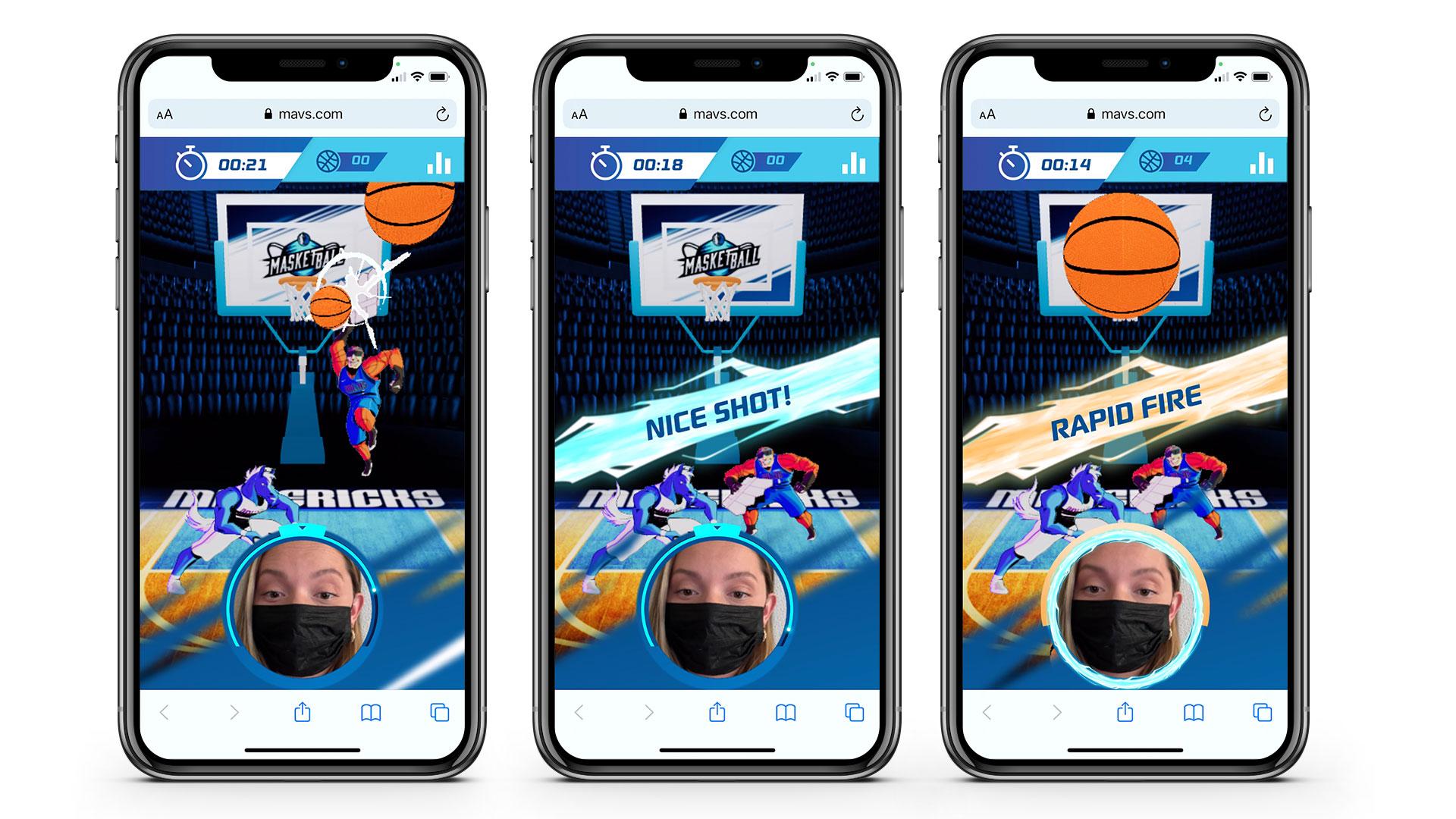 mobile web game