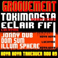 Groovement: TOKIMONSTA / ECLAIR FIFI podcast (Hoya Hoya takeover)