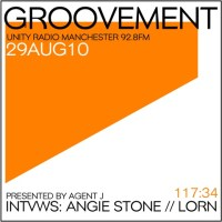 Download: GROOVEMENT // 29AUG10 with ANGIE STONE and LORN interviews