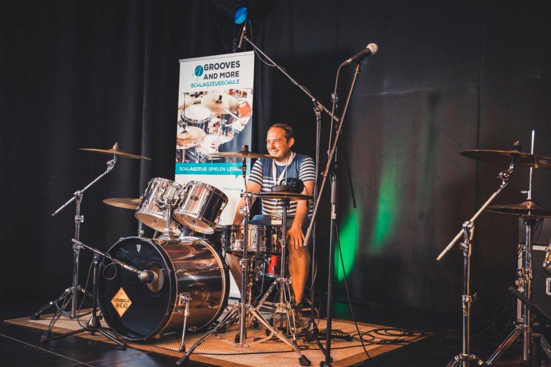 Schlagzeugunterricht in Dortmund - Martin