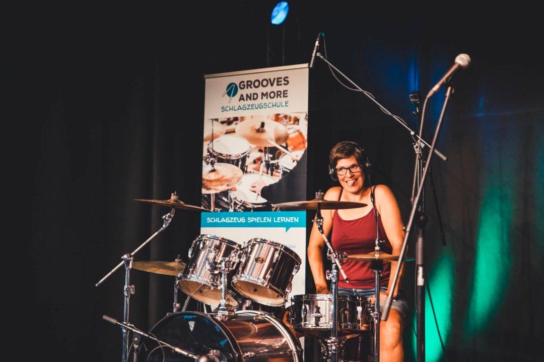 Schlagzeugunterricht in Dortmund Jana