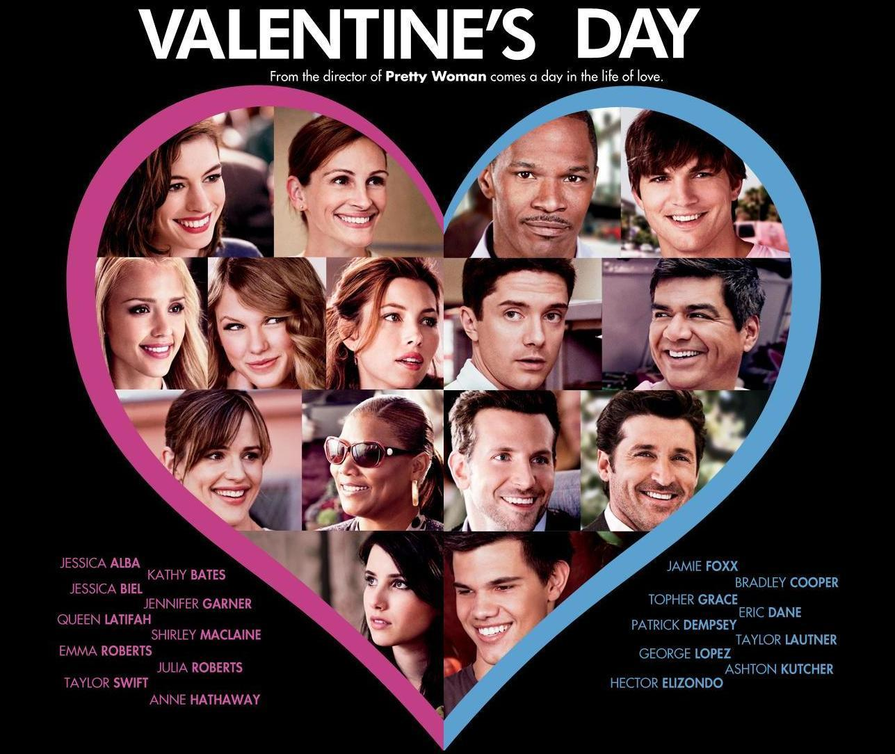 Movie Review Valentine S Day Her Campus