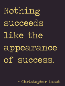 appearance-of-success