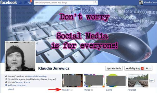 how to hide friends on Facebook_edit profile