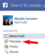 facebook_private message