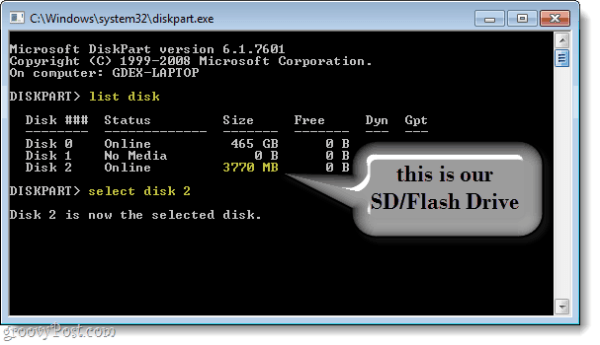 How to Create a Bootable Windows SD Card or Flash Drive
