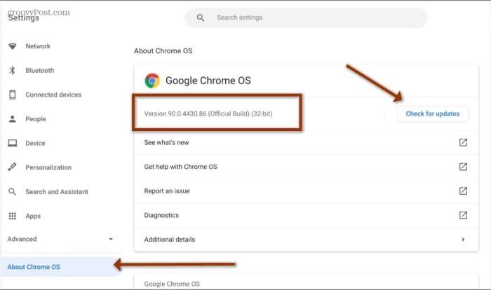 об ОС Google
