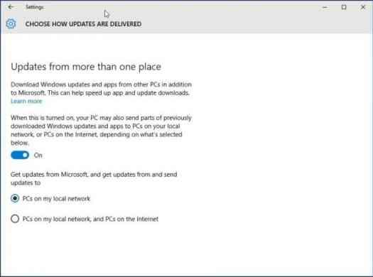 Download PC Updates