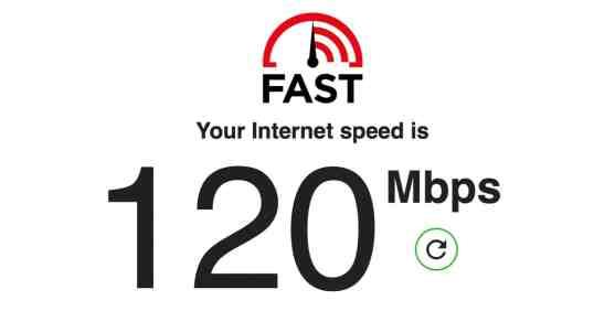 скорость сети