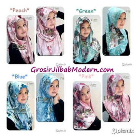 Jilbab Modistee Jersey Series
