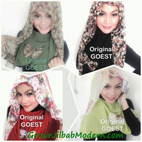 Jilbab Hoodie Pepita Series